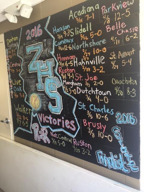 Victory Blackboard
